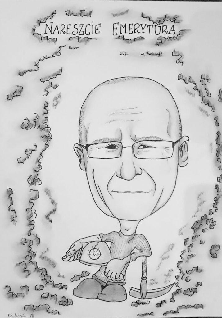 Portret karykatura